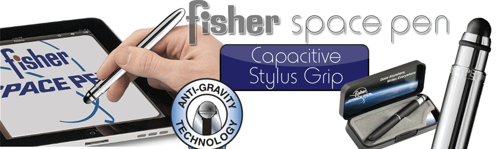 Fisher Space Pen Capacitive Stylus